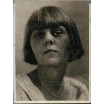 1929 Press Photo Miss Margaret Maley heiress shot by Mrs Josephine G Conrad