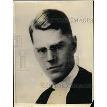 1926 Press Photo Hon. R.L. Maitland, Kings Counsel of Vancouver, B.C.