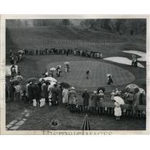 1948 Press Photo Herman Keiser at Goodall Round robin golf at Wykagi club NY