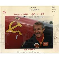 1992 Press Photo Bill Reesma, a former fighter pilot living in Tualatin