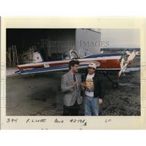 1994 Press Photo Andrei Lupendo - ora52291
