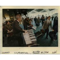 1997 Press Photo Portland International Airport - orb36515