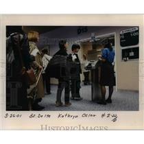 2001 Press Photo Portland International Airport - orb39797