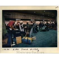 1994 Press Photo Portland International Airport - orb36322