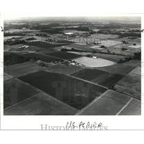 1987 Press Photo A papal was asked to plan an airport at Pioneer 2 site
