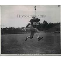 1947 Press Photo Al Brown  - cvb58579