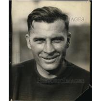 1925 Press Photo Coach Holtcamp of Western Reserve football - net02212