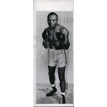 1951 Press Photo Champion boxer Jersey Joe Walcott - net01301