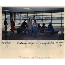 1995 Press Photo Redmond Municipal Airport Roberts Field - ora99081