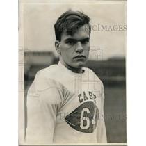 1943 Press Photo Bob Melareit of Case University football - net01945
