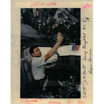 1995 Press Photo United Airlines - ora98559