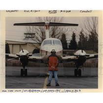 1997 Press Photo Hillsboro Airport - ora99080