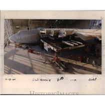 2000 Press Photo Airpland Civilian & Commercial Spruce Goose - orb00888