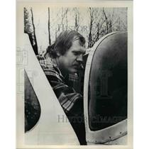 1978 Press Photo Bob Thieman said that Troh's Often is Open when Portland Int'l.