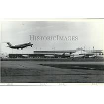 1981 Press Photo Spokane International Airport - spa21985