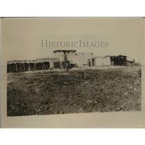 1935 Press Photo View of Daggah Buron in Southern Ethiopia  - nee95067
