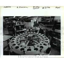 1994 Press Photo Precision Castparts Corp - orb37302