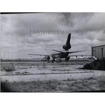 1979 Press Photo Airplane cargo DC-10. - spa22625