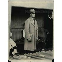 1924 Press Photo Peckinpaugh of the Nationals - cvb66284