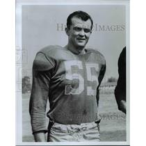 1970 Press Photo Tome Fears Pro Football Hall of Fame - cvb66448