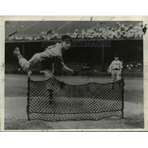 1936 Press Photo Robert Dusty Rhodes - cvb66982