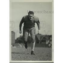 1939 Press Photo Warren Kilbourne, Tackle for University of Minnesota