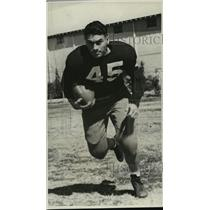 1940 Press Photo Wayne Ripper Pitts of Arizona State All America Fullback