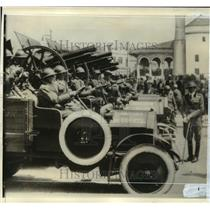 1939 Press Photo Albanian Army  - mja04517