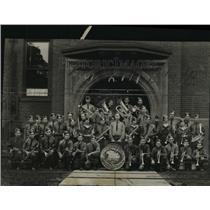 1922 Press Photo Lake Geneva Band - mja15629
