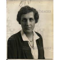 1926 Press Photo New York Mrs. Lyman Delano Chairman of Girl Scouts NYC.
