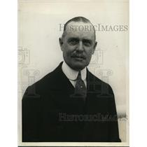 1928 Press Photo New York Stuart Duncan, Society Man, returns from Europe NYC