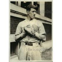 1932 Press Photo Arthur Murphy Makes Major League Debut with Philadelphia