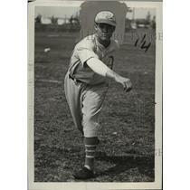 1931 Press Photo Henry MacDonald, Philadelphia - cvb75210