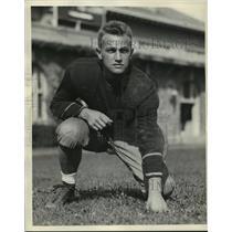 1935 Press Photo Griswold Wilson Jr, Guard for Cornell University - cvb75016