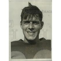 1930 Press Photo L.W. Ladd of Yale University Football Team - cvb75121