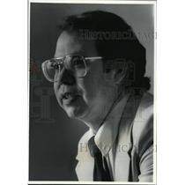 1980 Press Photo Mel Tonasket 5th Congressional District US House of Rep