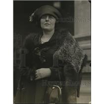 1923 Press Photo Princess Andrea Boncompagni, former Margaret Draper of Wash