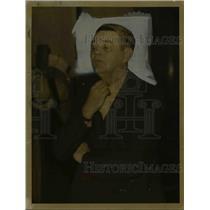 1927 Press Photo Ohio Village Clerk William Dellman - nef05351