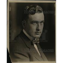 1919 Press Photo Charles Edison Becomes Treasurer of Social Unit Organization