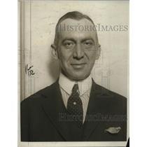 1924 Press Photo Lawson Robertson, University of Pennsylvania track coach