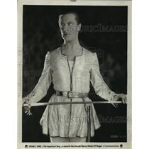 "1930 Press Photo Dennis King in ""The Vagabond King"" - mjx01754"