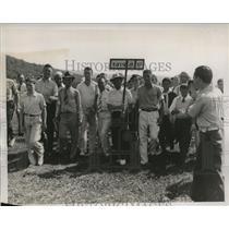 1938 Press Photo Paul Runyan beats Sam Snead at Shawnee-on-Delaware, PA