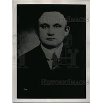 1939 Press Photo Christol Lahnsen alleged Nazi backer in Argentina died recently