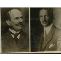 1920 Press Photo Eugene Schiffer named German Chancellor  - nef03682