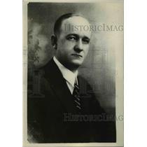 1926 Press Photo Hal R. Yourney, newspaper men - nef04958