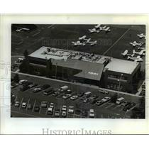 1982 Press Photo Hillsboro airport operated by the Port of Portland - orb17991