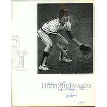 1981 Press Photo Mike Cupka Lake Oswego 3B- Freshman - orc15458