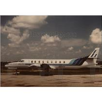 1978 Press Photo Aircraft of Gem State Airlines - spa23204