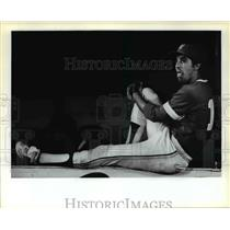 1981 Press Photo Hawaii's Rick Lancellotti, former Pittsburgh Pirates