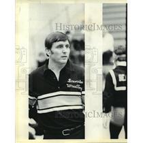 1983 Press Photo Hillsboro Coach Ron - orc15661